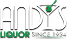 Andy's Liquor Inc Logo